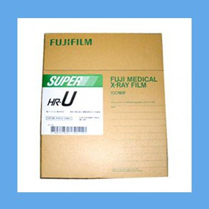 Fuji X-Ray Film, Full Speed, Green 8 x 10 fujifilm, x-ray, image quality, speed, grain