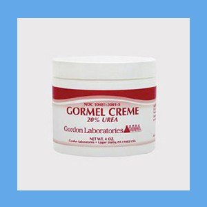 Gordon Labs 20% Urea Gormel Creme, 4 oz. urea gormel creme, 20%, Gordon's