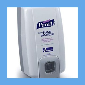 Purell Instant Hand Sanitizer Wall Dispenser hand sanitizer, Purell, wall dispenser