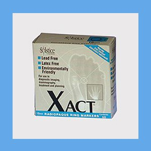 X-Act Podiatric Markers, 15MM podiatric markers, X-Act