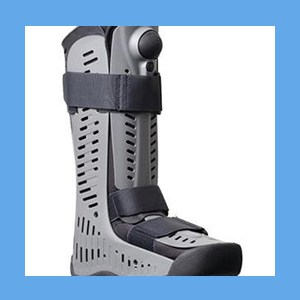 Ossur Rebound Air Walker, High Top walking boot, walker, rebound, Ossur, high top