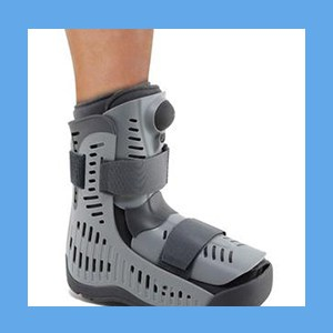 Ossur Rebound Air Walker, Low Top walking boot, walker, rebound, Ossur, low top