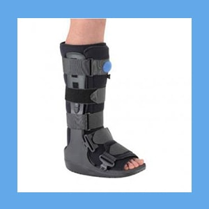 Ossur Equalizer Air Walker, High Top walking boot, walker, hi top, Ossur, Equalizer