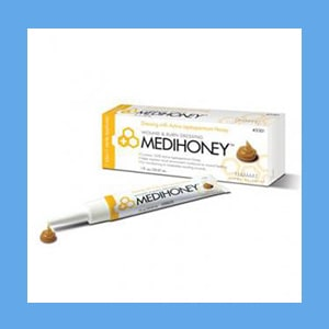 Medihoney Wound Dressings, 1.5 oz. Tube wound dressing, Medihoney, optimal healing