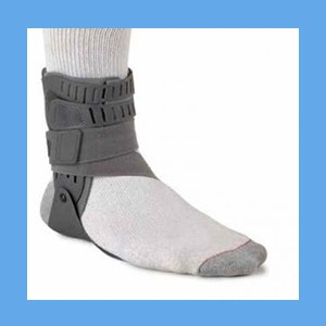 Ossur Rebound Ankle Brace with Stability Strap - Small Right OVERSTOCK ankle brace