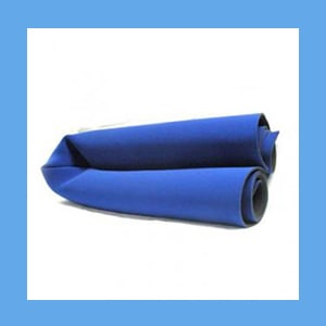 "SPENCO Bulk Roll 1/8"" bulk roll, Spenco, neoprene, nylon"