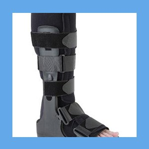 Ossur Equalizer Walker, High Top walking boot, walker, high top, Ossur, Equalizer