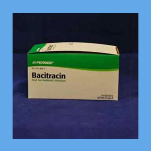 Bacitracin Zinc Ointment (.9 grams x 144)