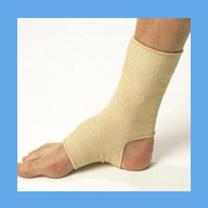 #1400 Slip-On Ankle Brace ankle brace, slip-on, #1400, knitted elastic