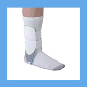 Airform Stirrup Ankle Brace, Youth ankle brace