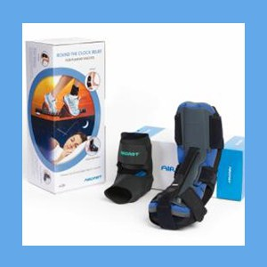 Don Joy AirHeel/DNS Care Kit night splint, dorsal, heel, stretch, flexibility, aircast, kit, airheel