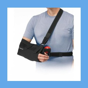 Quick-Fit Shoulder Immobilizer shoulder immobilizer