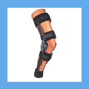 DonJoy Enhanced TROM, COOL knee brace
