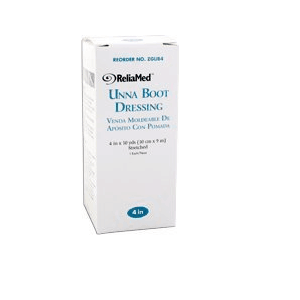 "ReliaMed Unna Boot, 4"" x 10 Yards"