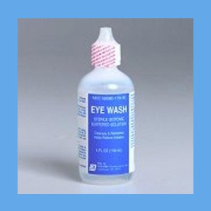 Eye Wash 1 oz. eye, wash, eyewash, eye wash, 1 oz.