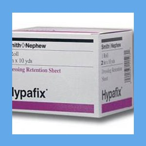 "Hypafix Retention Tape 4"" x 10yd Hypafix, Smith & Nephew, 4209"
