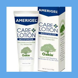 AmeriGel Care Lotion skin conditioner, Amerigel, lotion