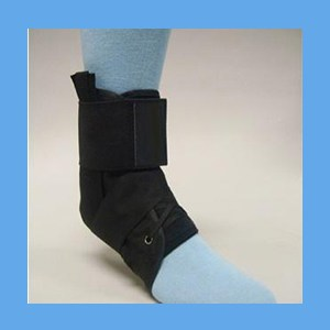 Bird & Cronin F8X Ankle Brace with Stays F8X Ankle Brace with Stays
