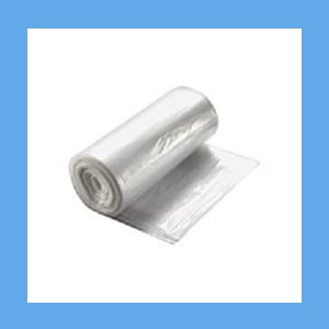 "Liner Can 1.35Mil 40x48"" Clear  Liner Can"