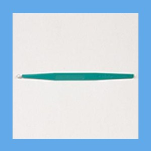 Miltex Curette Dermal Fox 3mm Tip Disposable Green  Miltex, 33-53, Dermal Curette