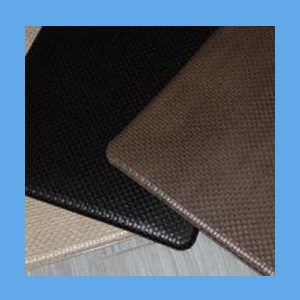 Flagship Surgical Mats Brown 6 Reusable Mats/ box Surgical Mat
