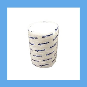 "Dynarex Cast Padding - 4"" x 4 yds - 100% Polyester (20 / Pkg) conformability, cotton, cast, padding, Dynarex"