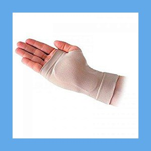 Silopad Post Operative Carpal Gel Sleeve Small, Left #14115 Silipos, Carpal Tunnel gel Sleeve, Post Operative