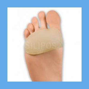 Silipos Slim Gel-Fit Metatarsal Sleeve Medium 1 Pair Silipos Slim Gel-Fit Metatarsal Sleeve 1 pair
