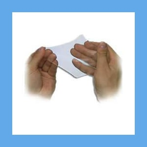 "Silipos Gel Care Sheets for Scar Management 51/2""x8"" 1 Sheet/Pkg. #761 Silipos Gel Care Sheets for Scar Management"