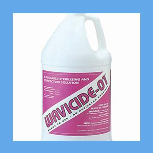 Wavicide-01 disenfecting solution, disinfectant, sterilizing, Wavicide-01