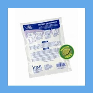 "Instant Cold Pack Ice Medi-Pak 6x9 disposable (24/cs) COMPRESS, COLD PACK INSTANT 6X8 1/4"" (24/CS)"