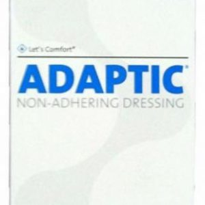 "ADAPTIC Non-Adhering Dressing | 3"" x 8"" dressing, non-adhering, porous, protect wound, Adaptic"