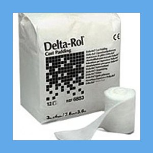 "Delta-Rol Cast Padding, 3"" Sterile 20/pack cast padding"